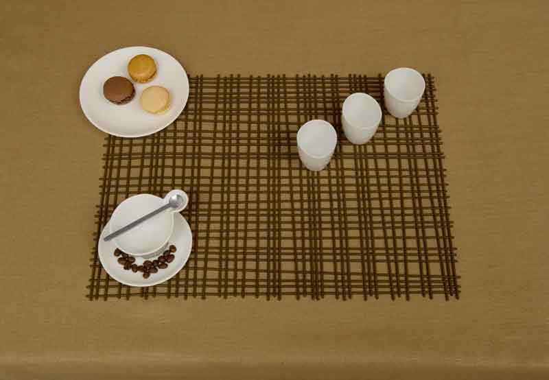 Set de Table Bamboo Moka