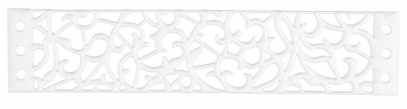 Lace Ornamental accent for Batucada cuff